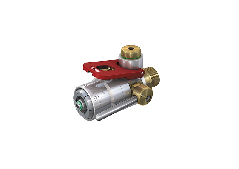 CGA 346 Breathing air connector - CLICKMATE® TW157