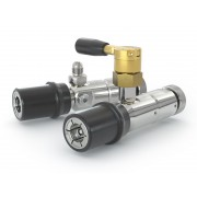 WEH® Defueling Nozzle TK6 CNG for discharging of cars through the filling receptacle - Series