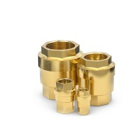 Check Valve TVR61-S1 , brass, 20 - 40 bar - Product family