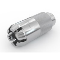 WEH® Connector TW800 for testing of bead, rim, collar flange, stub or male thread, grip sleeve actuation