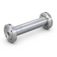 WEH® Flange Valve TVR2, stainless steel 1.4539, FFKM, DN 25 mm