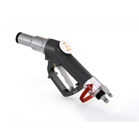 WEH® Fueling Nozzle TK17 CNG for cars (NGV1), single-handed operation, twin hose system, 3,000 psi