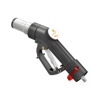 WEH® Fueling Nozzle TK17 H₂ 70 MPa for fast filling of cars, single-handed operation, self-service