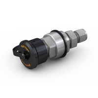 "WEH® Receptacle TN5 H₂ for refueling of buses and trucks, with tube  Ø 1/2"", 5,000 psi"