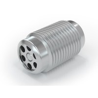 """WEH® Screw-in Valve TVR400-S1-A20, G1/8"""" male thread, stainless steel, DN 3.6 mm, 3,500 psi"""