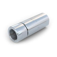 """WEH® Check Valve TVR5 CNG for fueling stations, with female thread G3/4"""" on both sides, 3,600 psi"""
