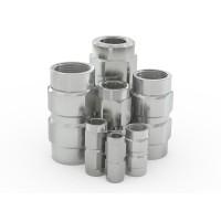 Check Valve TVR60, steel, DN 4-50 mm, 0 - 4,350 psi - Series