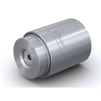 WEH® Connector TW02 for straight tubes, tube OD 30.0 - 32.0 mm, pneumatical actuation, vacuum up to max. 510 psi