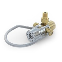 TW920 Quick connect fill coupling for refrigerant cylinders
