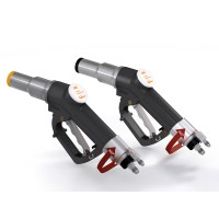 WEH® Fueling Nozzle TK17 CNG for fast filling of cars (NGV1), single-handed operation - Series