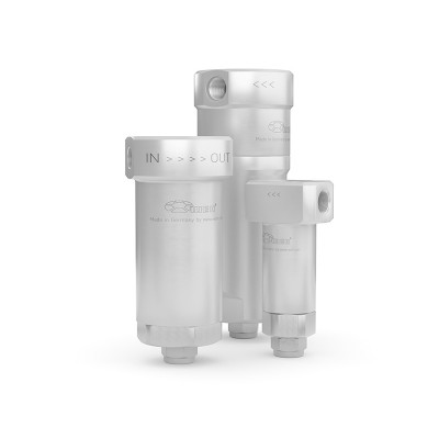 WEH® Coalescing Filter TSF2 CNG for CNG fueling stations / vehicles (ECE) - Series