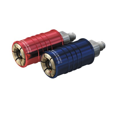 TW108 Quick release service couplers for filling refrigerants in automotive AC systems