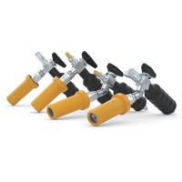 WEH® Fueling Nozzle TK10 CNG for fast filling of cars (NGV1) - Series