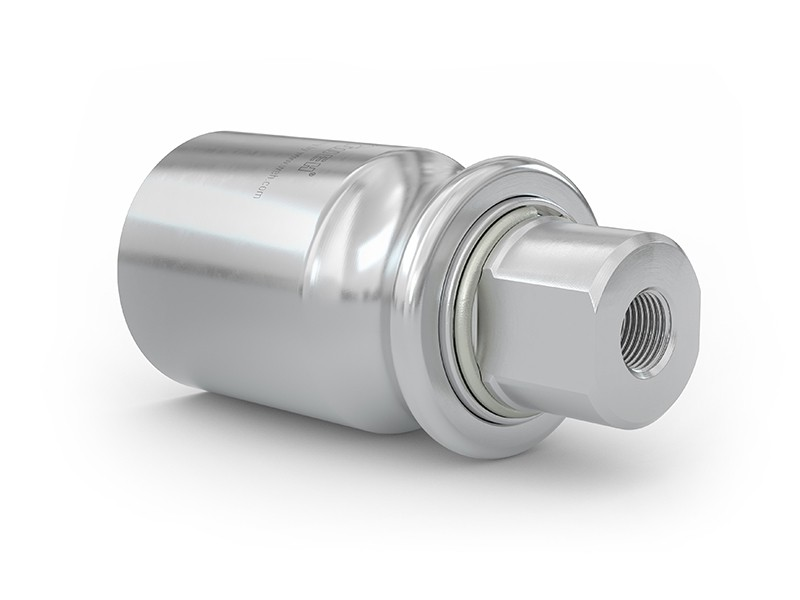 Fast test connector for formed tubes - WEH TW850