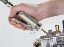 Fast & Easy Pressure Testing of Tubes - Sealing external diameters