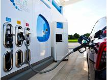 Safe H2 fueling for electric fuel cell vehicles